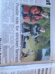 Article in the Armidale Express